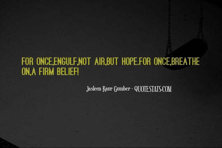 Faith Not Fear Quotes #607537