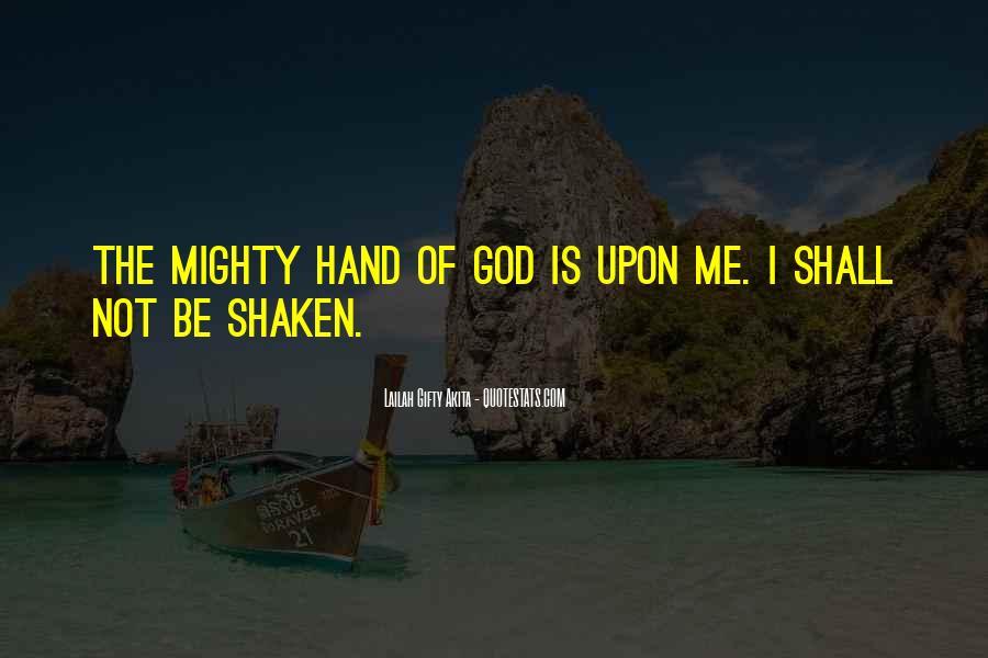Faith Shaken Quotes #1067393
