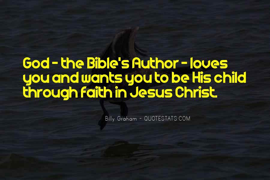 Faith Will Get You Through Quotes #120593