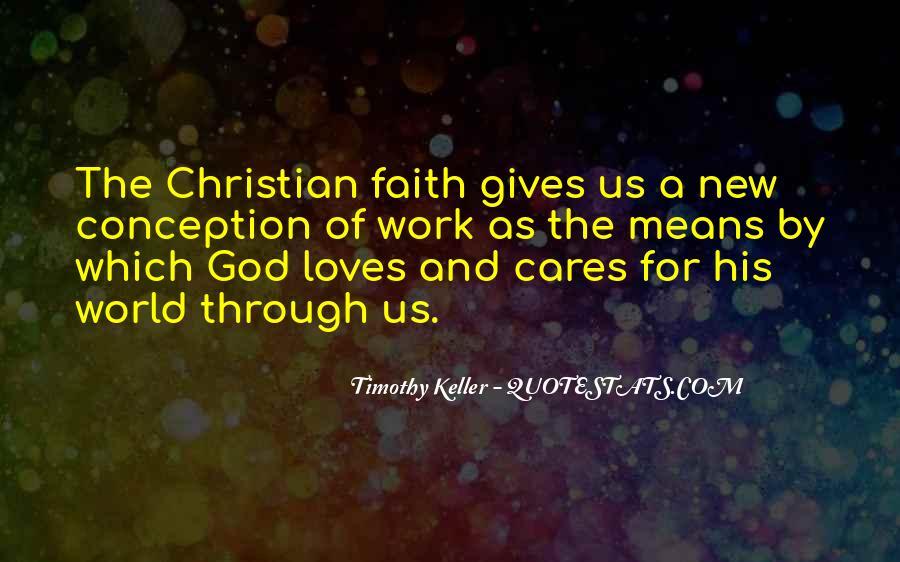 Faith Will Get You Through Quotes #127637