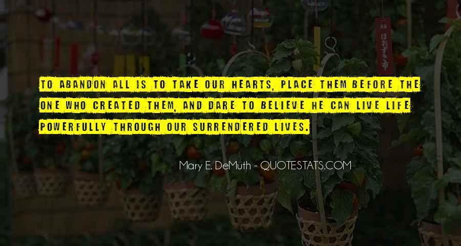 Faith Will Get You Through Quotes #34655