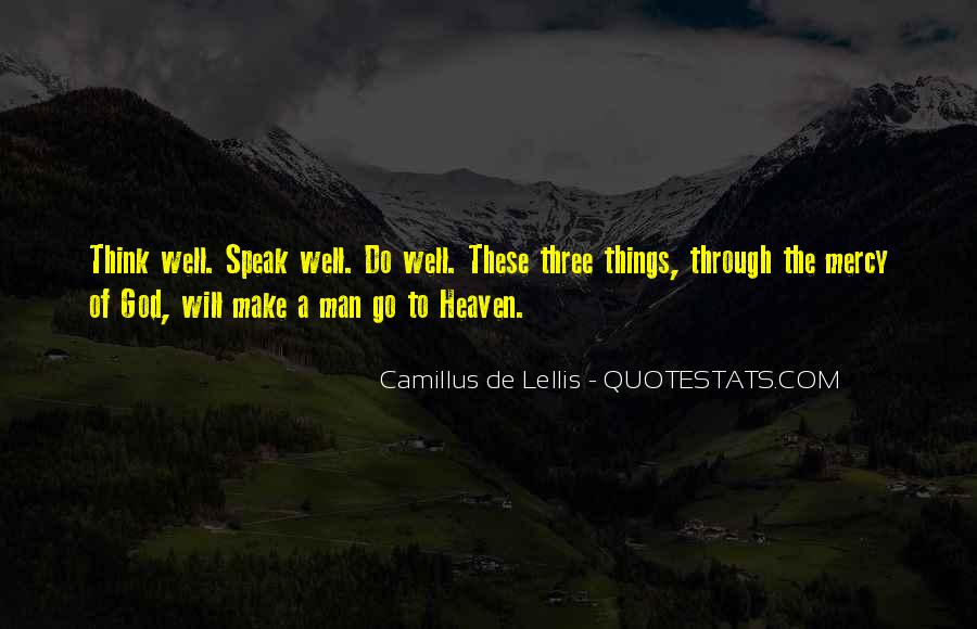 Faith Will Get You Through Quotes #47187
