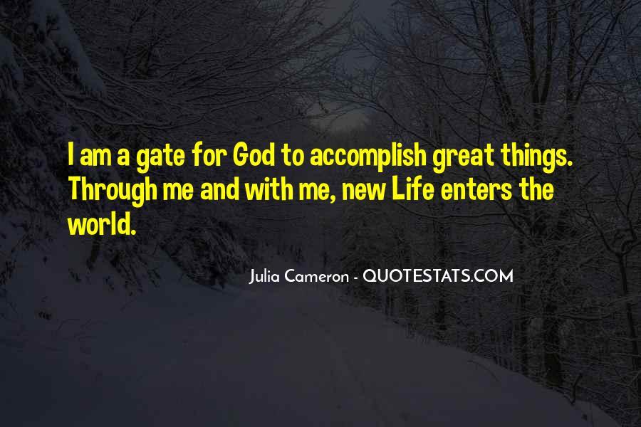 Faith Will Get You Through Quotes #48985