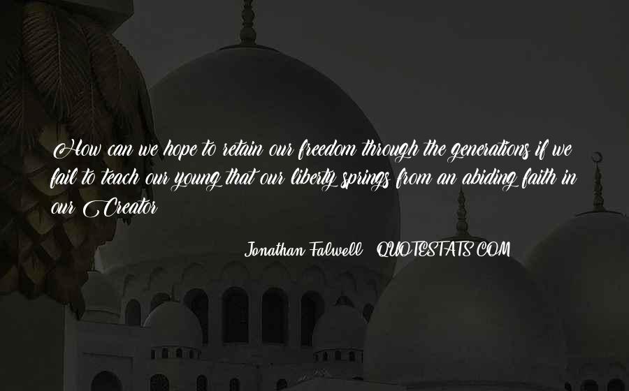 Faith Will Get You Through Quotes #49374
