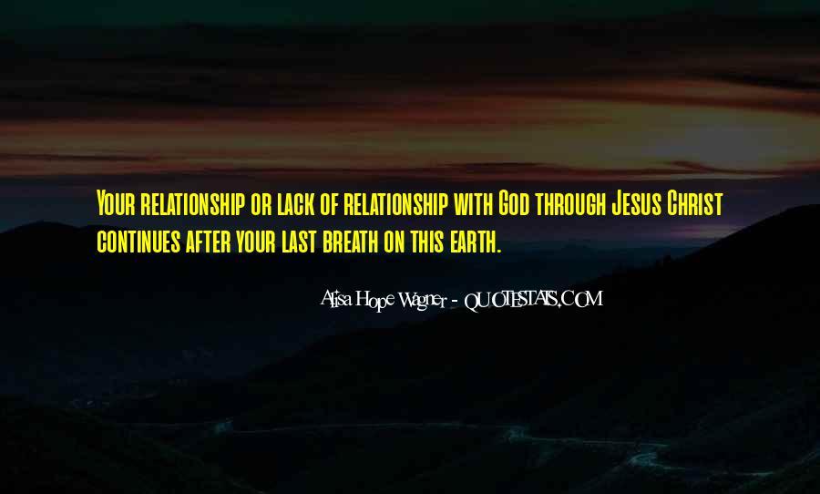 Faith Will Get You Through Quotes #82753
