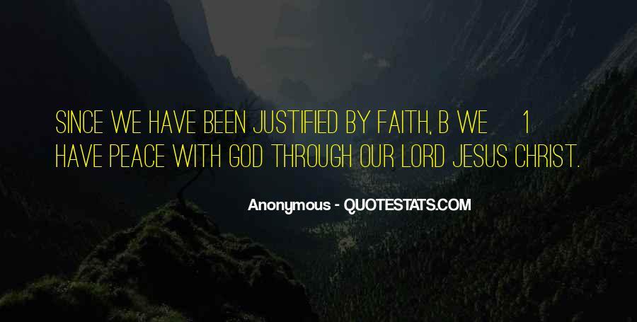 Faith Will Get You Through Quotes #93529