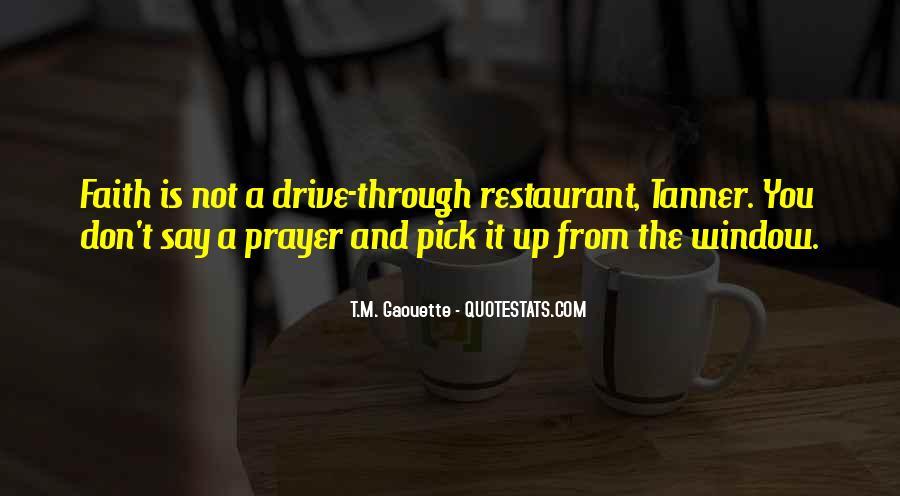 Faith Will Get You Through Quotes #94455