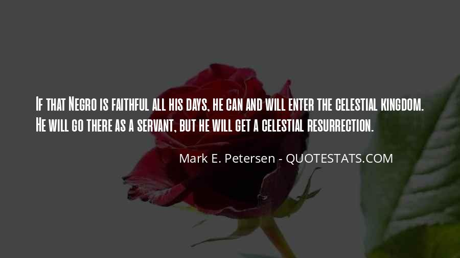 Faithful Servant Quotes #441566