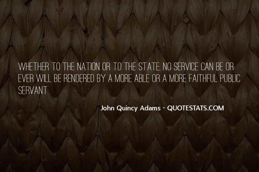 Faithful Servant Quotes #446660
