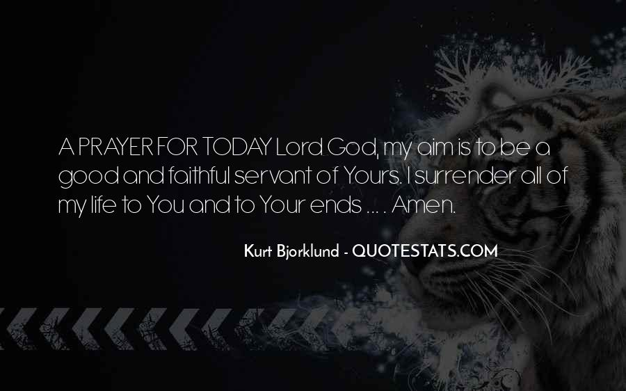 Faithful Servant Quotes #494730