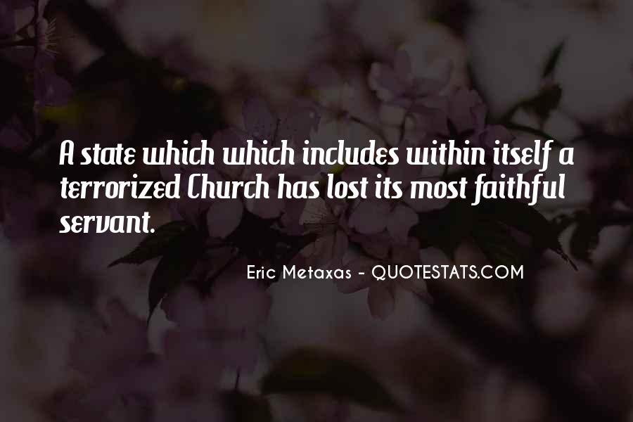 Faithful Servant Quotes #666028
