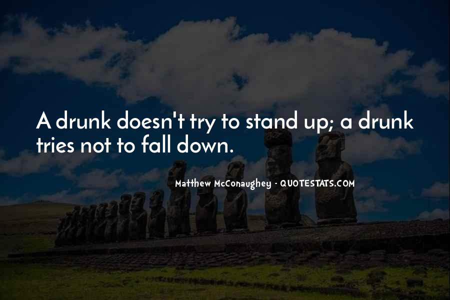 Fall But Stand Up Quotes #138791