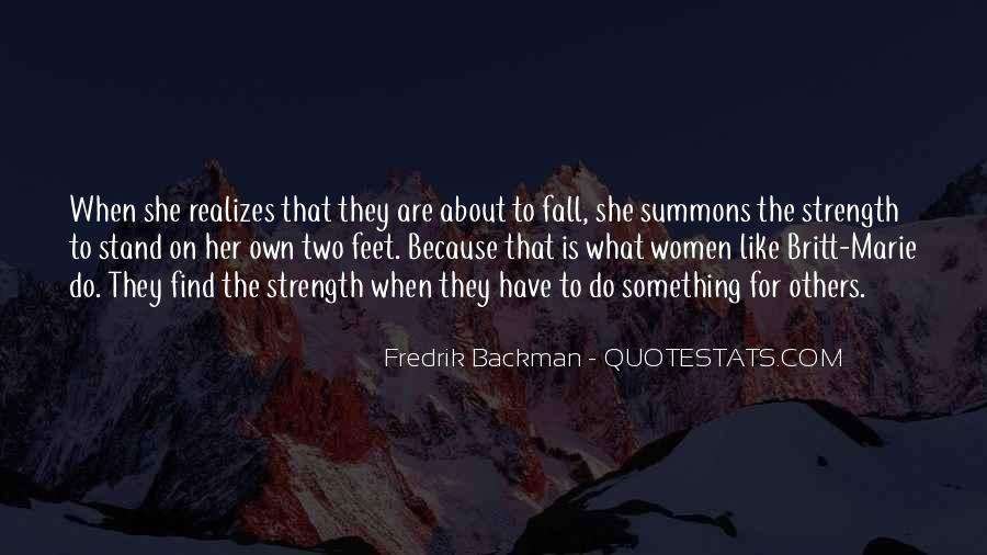 Fall But Stand Up Quotes #190659