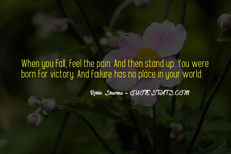 Fall But Stand Up Quotes #218888