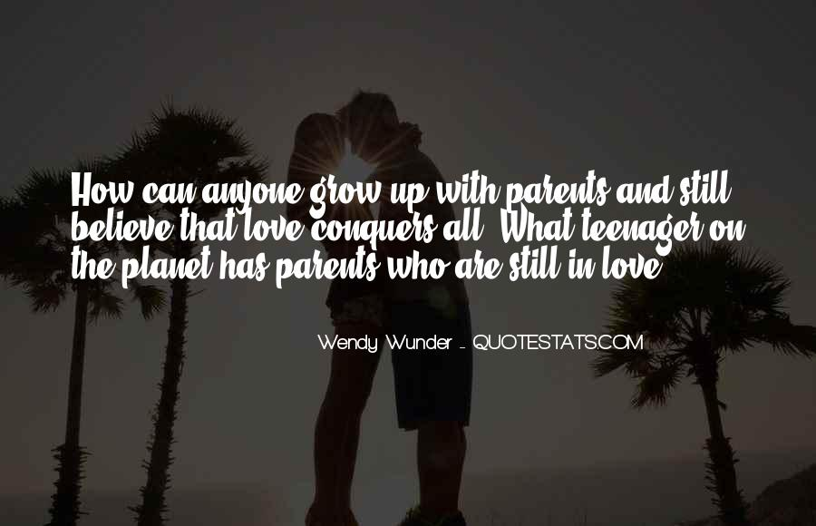 Quotes About How Love Conquers All #1504838