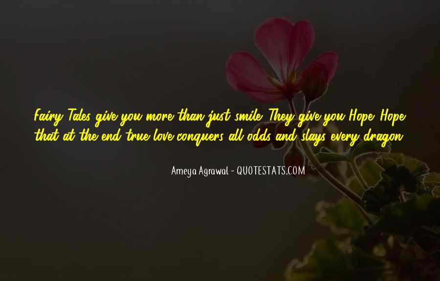 Quotes About How Love Conquers All #637729