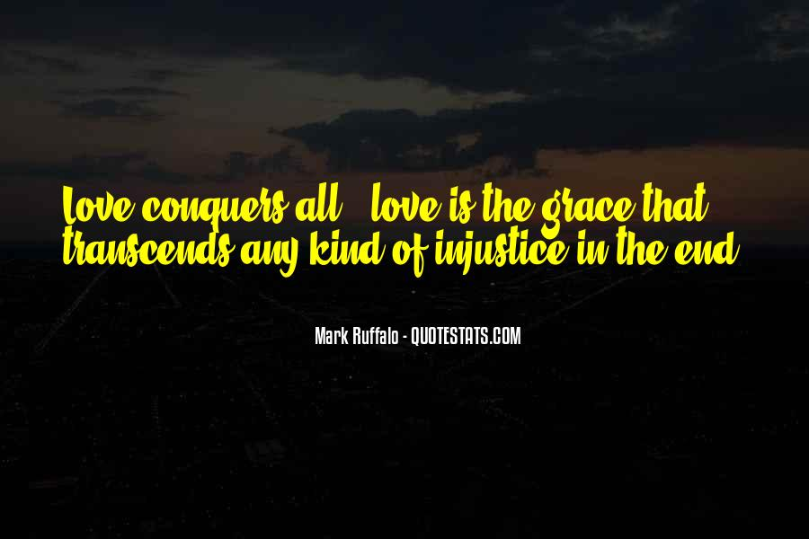 Quotes About How Love Conquers All #653777