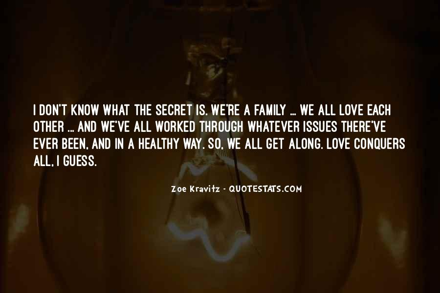 Quotes About How Love Conquers All #677560