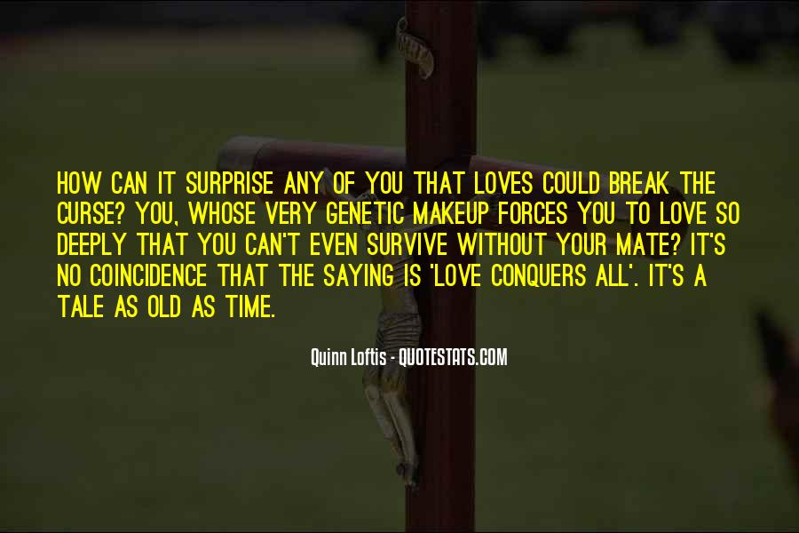 Quotes About How Love Conquers All #955591