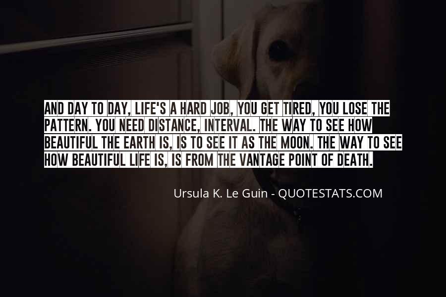 Quotes About How Life Is Hard #526303