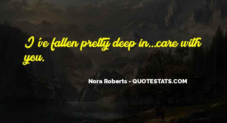 Fallen Too Deep Quotes #1124564