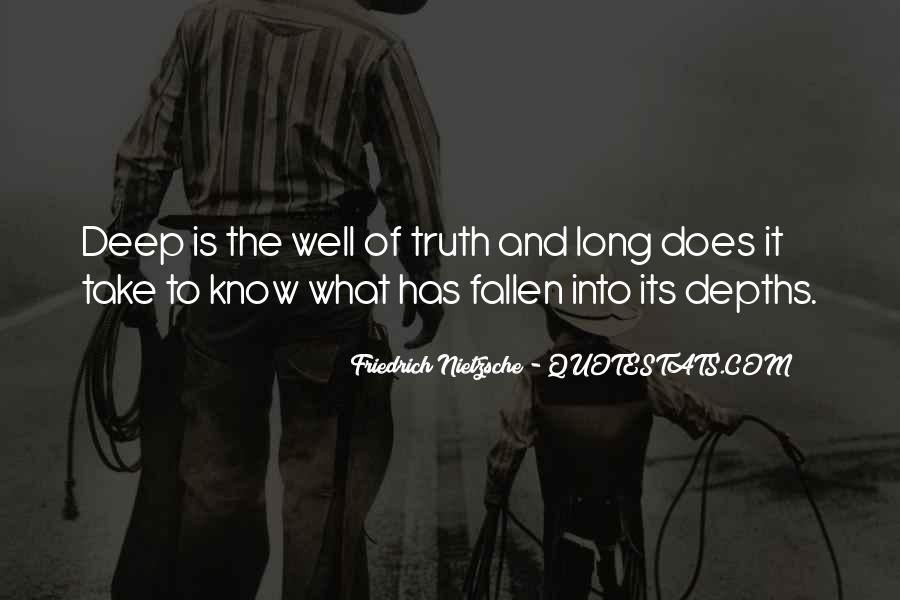 Fallen Too Deep Quotes #113617