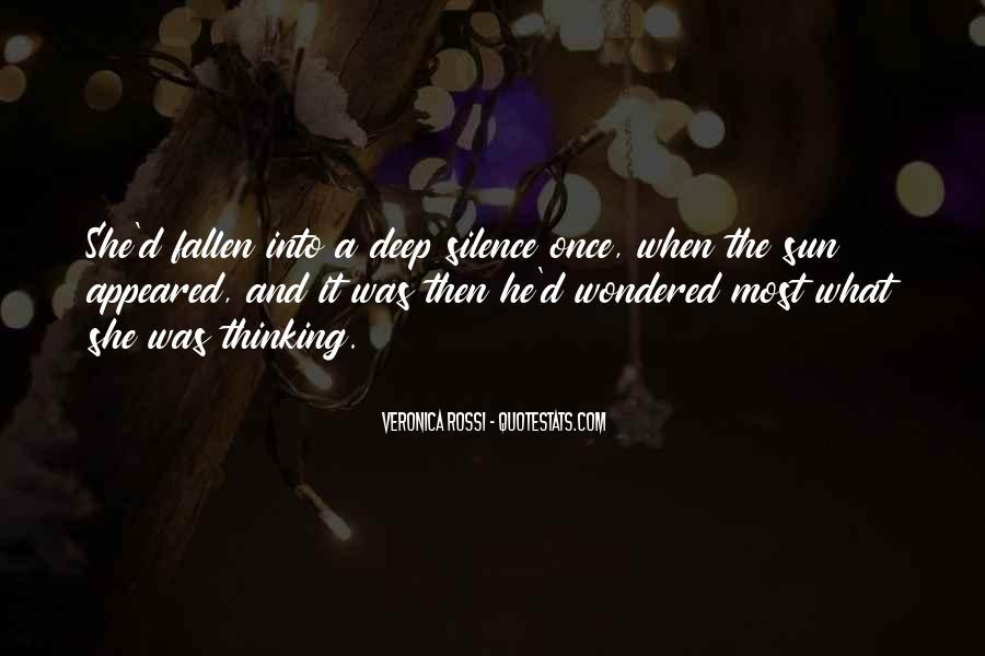 Fallen Too Deep Quotes #1329929