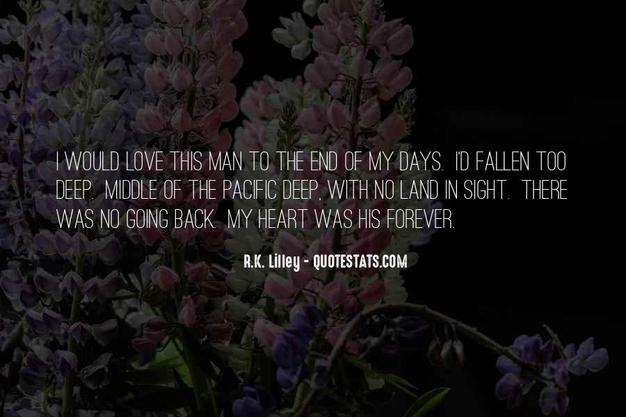 Fallen Too Deep Quotes #1330977