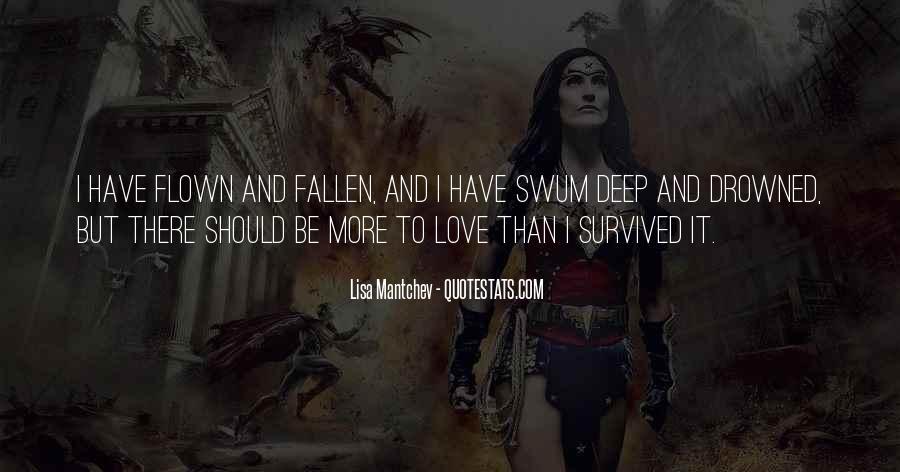 Fallen Too Deep Quotes #1536405