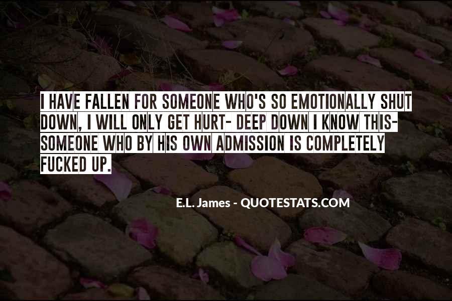 Fallen Too Deep Quotes #1797117