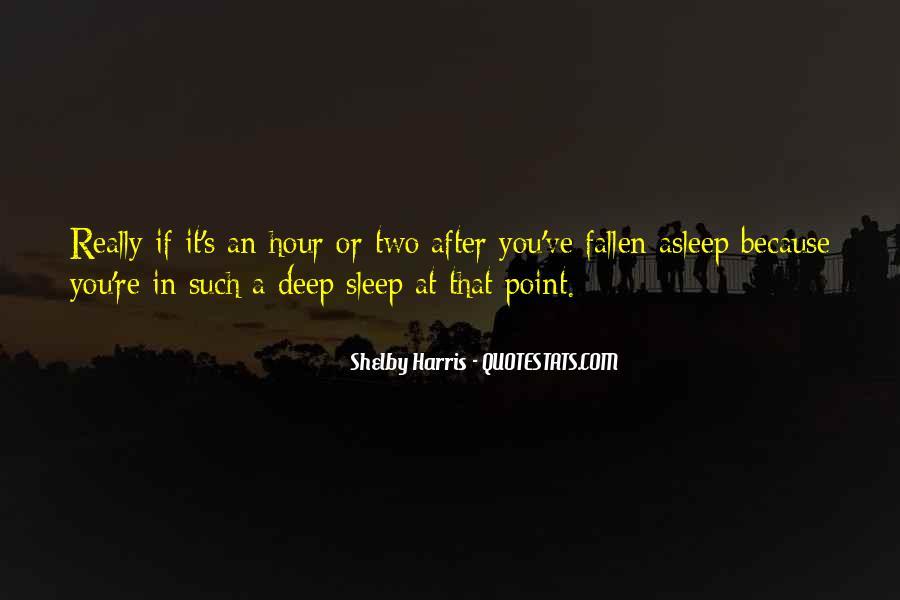 Fallen Too Deep Quotes #247514
