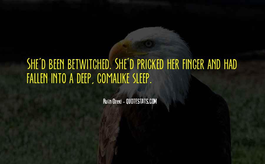 Fallen Too Deep Quotes #875422