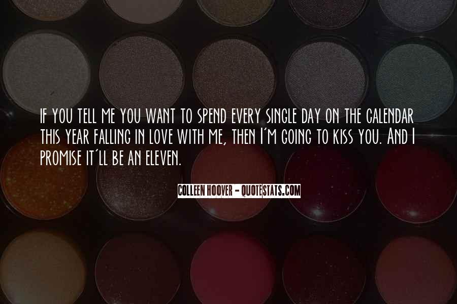 Falling In Love Day By Day Quotes #1084013