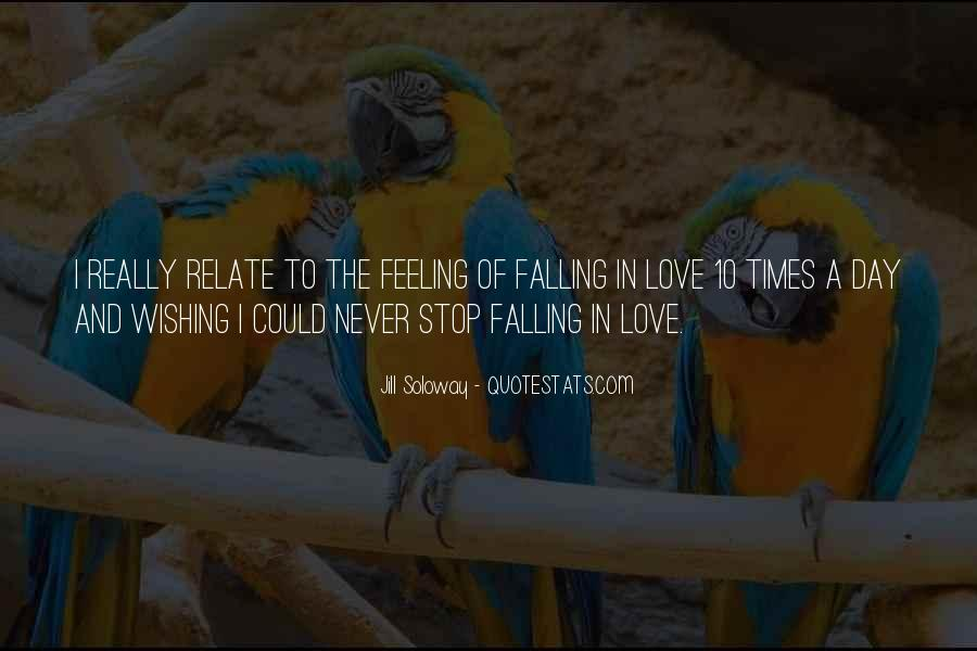Falling In Love Day By Day Quotes #1282039