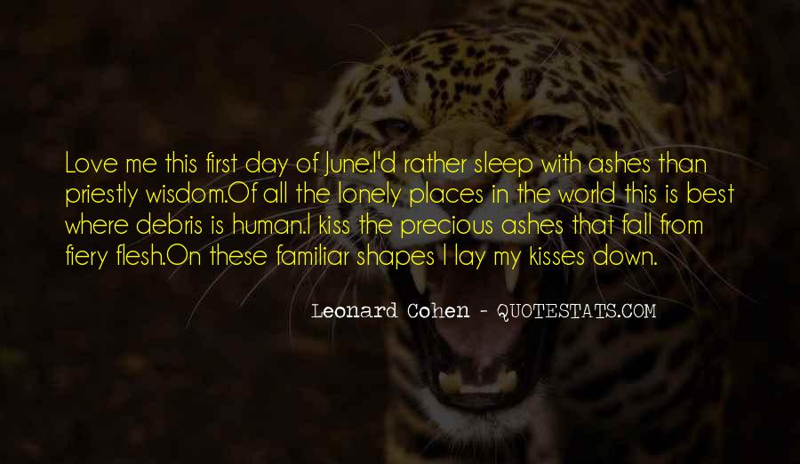 Familiar Love Quotes #1208063
