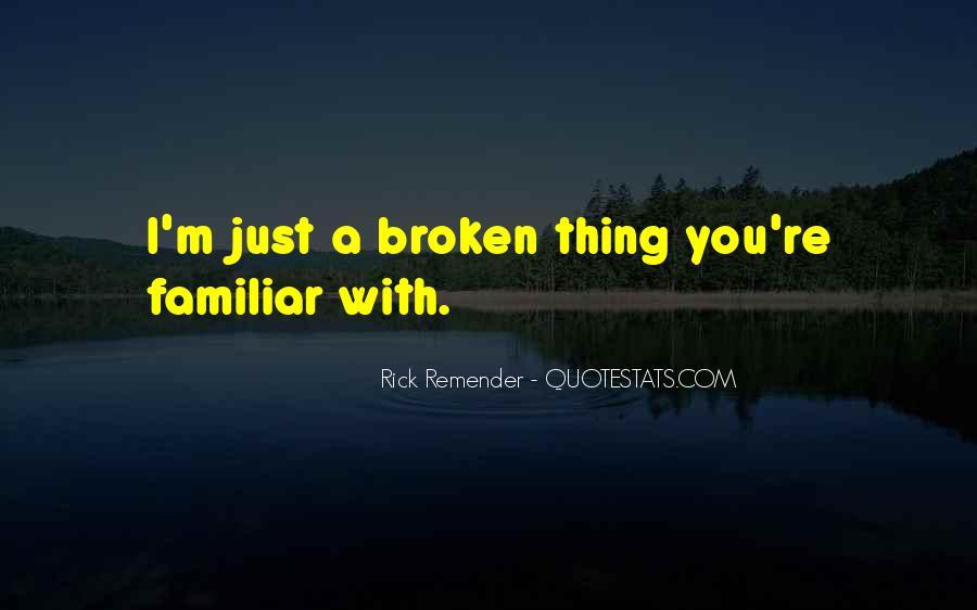 Familiar Love Quotes #1337547