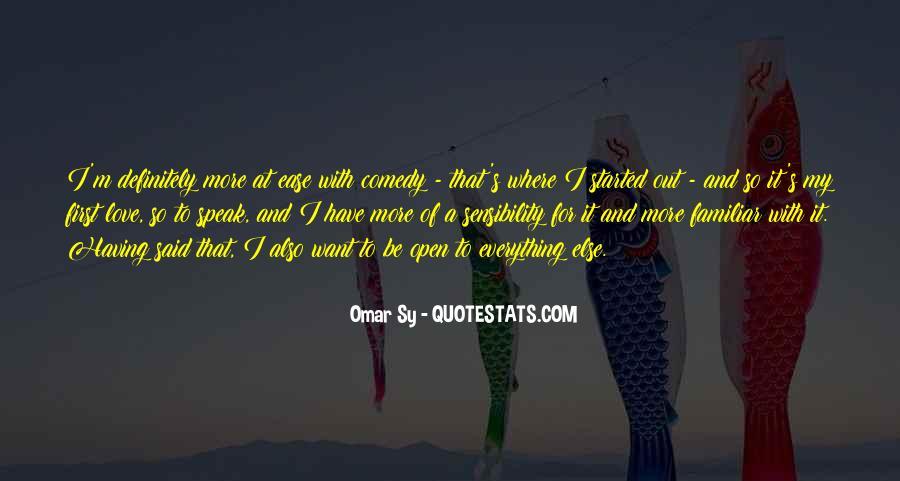 Familiar Love Quotes #1513409