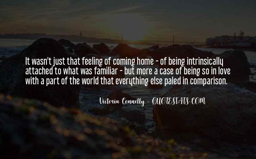 Familiar Love Quotes #1589210