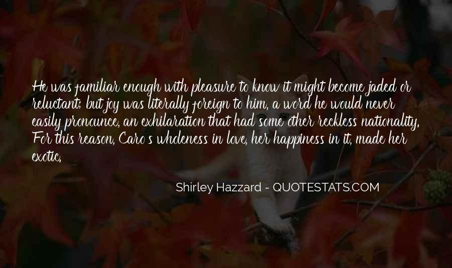 Familiar Love Quotes #1626522