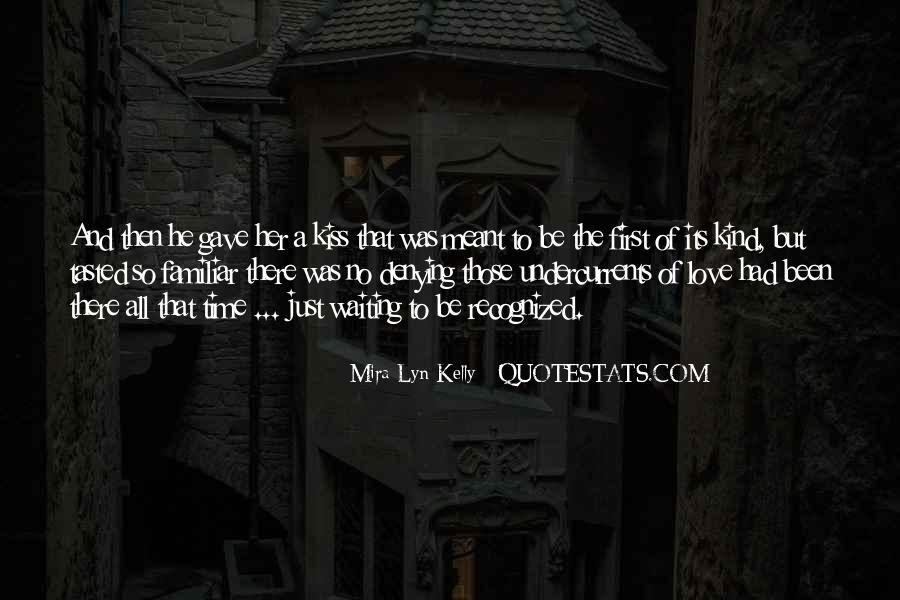 Familiar Love Quotes #1750764