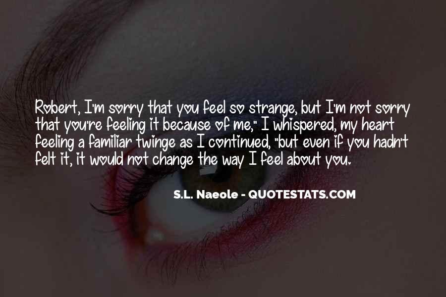 Familiar Love Quotes #1864502