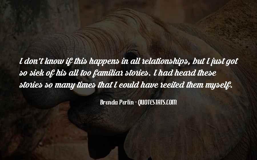 Familiar Love Quotes #1874590