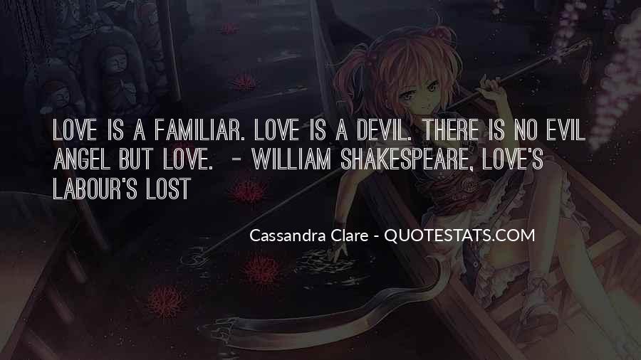 Familiar Love Quotes #294240