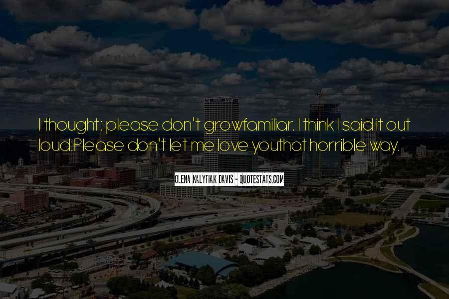 Familiar Love Quotes #345059