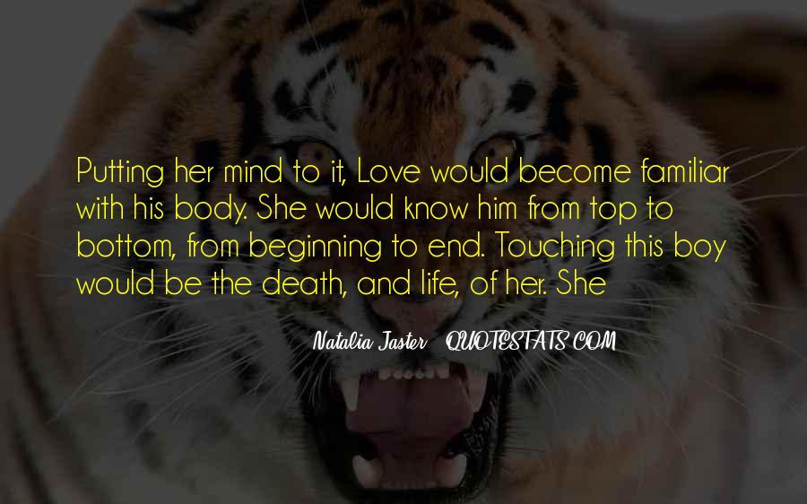 Familiar Love Quotes #531509