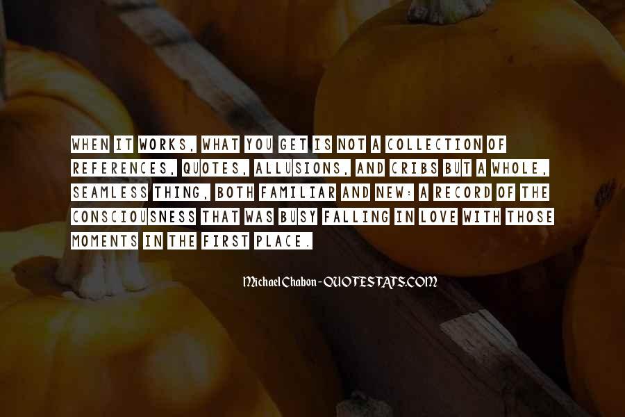 Familiar Love Quotes #717390