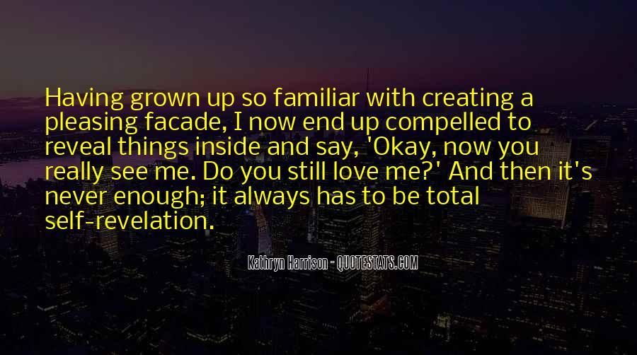 Familiar Love Quotes #991453