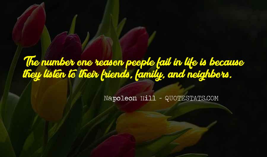 Family And Friends Inspirational Quotes #1048176