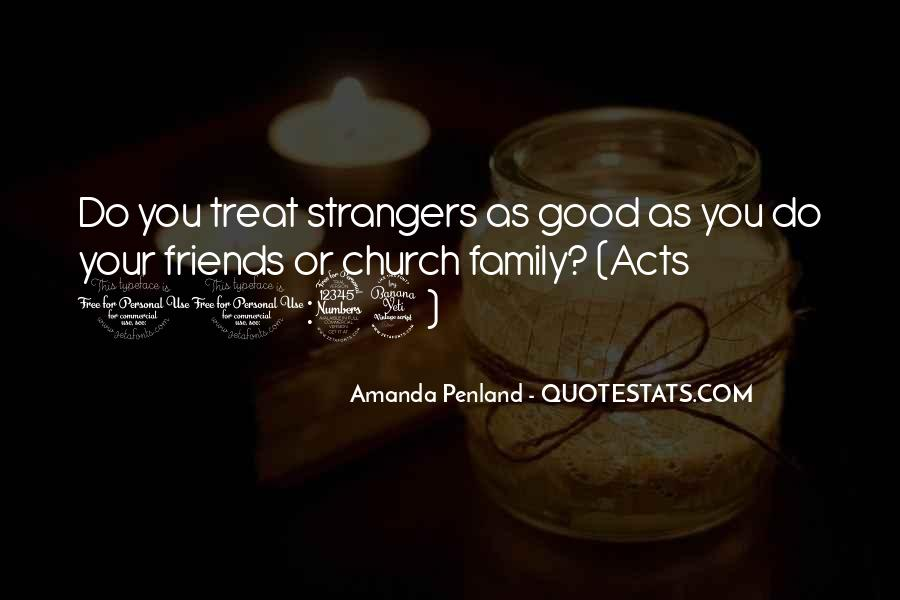 Family And Friends Inspirational Quotes #1654245