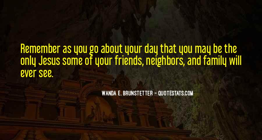 Family And Friends Inspirational Quotes #648150